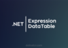 .net datatable expression