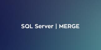 SQL Server - Merge