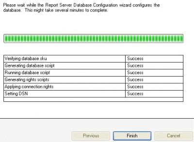 ReportingServices Configuracion - SQL Server 2008
